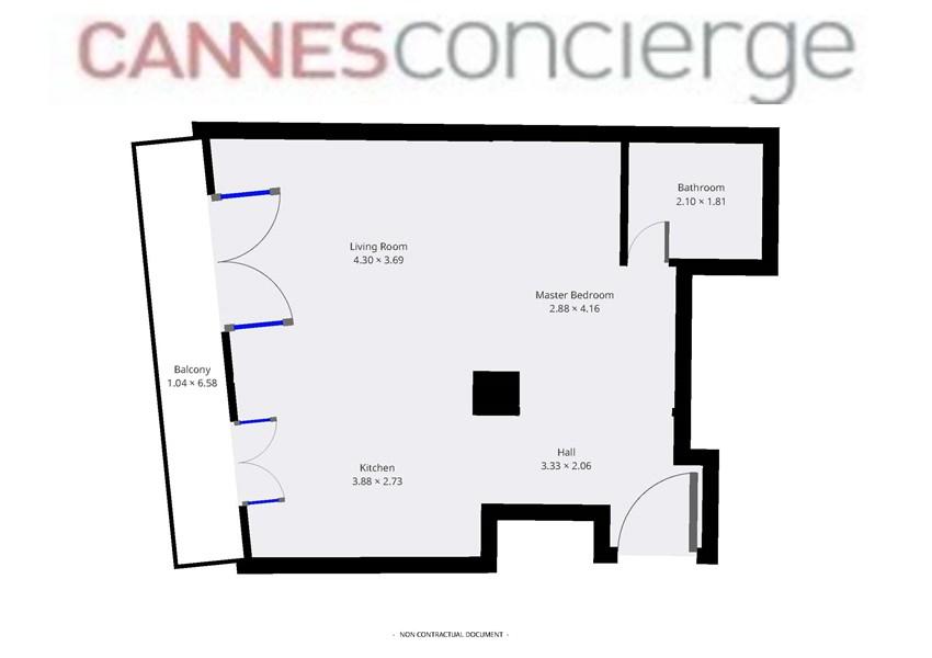 Armenonville Studio CANNES